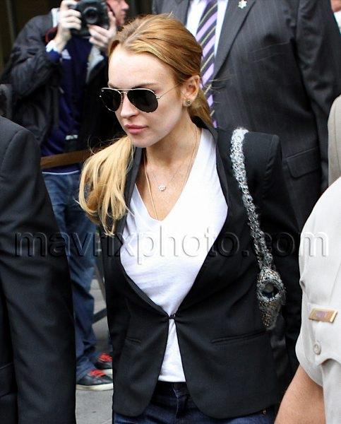 10_22_10_Lindsay Lohan Probation Hearing_1