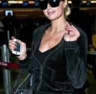 Paris Hilton NYPD JFK_4_6_11_16