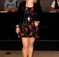 Kelly Osbourne LA Lucky Star Casting Call_11_19_11_01