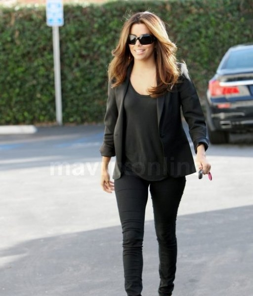 Eva Longoria Luxurious Hair_11_9_11_01