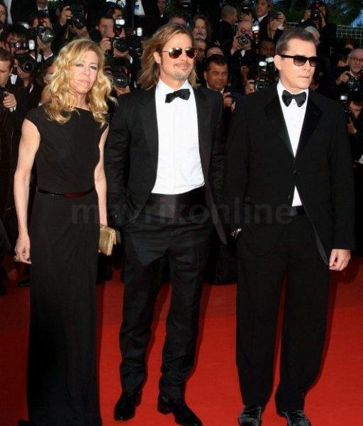Cannes 2012 Brad Pitt Ray Liotta