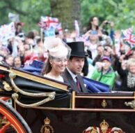 Catherine Duchess of Cambridge and Prince William, Prince Harry