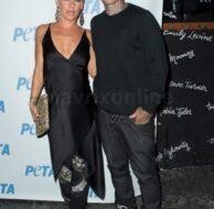 Pink and Carey Hart