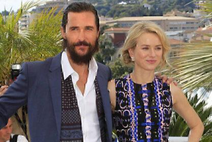 Matthew McConaughey and Naomi Watts