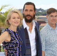 Matt McConaughey And Naomi Watts Cannes