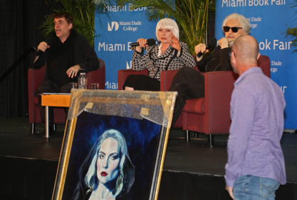 Debbie Harry Miami Book Fair